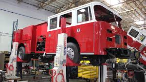 Fire Truck Refurbishment | Firetrucks Unlimited - YouTube