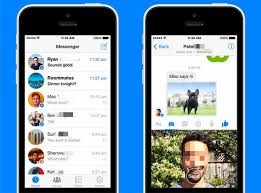 How to Send Messages with Messenger on iPhone and iPad