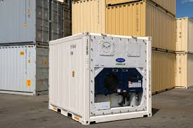 100 10 Foot Shipping Container Price Refrigerated Refrigerated For Sale