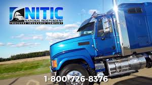 100 Truck Insurance Companies NITIC Commercial YouTube