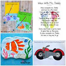 Fun List Of Fathers Day Handprint Footprint Art And Craft Ideas