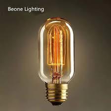 vintage edison bulbs e27 incandescent globe filament bulb squirrel