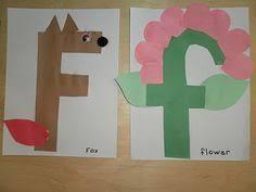 Literacy Kids Craft and Preschool Lesson Plan