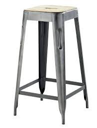 chaise industrielle maison du monde tabouret haut style industriel tabouret industriel maisons du monde