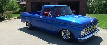 100 Ford Truck Colors 1966 And Van