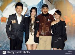 100 Chen Chow From Left Chinese Actor Ren Quan Chinese Singer And