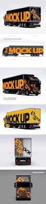 100 Semi Truck Logos 45 Best And Pickup Mockups PSD Free Premium Download
