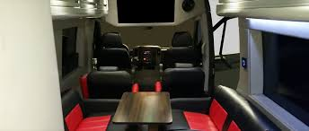 Mercedes Sprinter Van Conversions Conversion