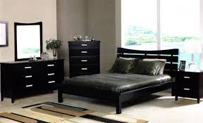 Amazing Contemporary Bedroom Furniture Black With Modern Black