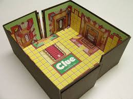 I Had Read Mention Of Using The Playing Boards From Board Games As Boxes On
