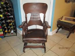 Rare Victorian Antique Oak A.H Schram Rocking Chair Convolute Coil ... Vintage Platform Spring Rocking Chair Details About 1800s Victorian Walnut Red Velvet Solid Antique Eastlake Turned American Beech Antiquescouk Rocking Chair Archives Prodigal Pieces Indoor Chairs Cool Ebay Oak For Sale Asheville Wood Grand No 695s Dixie Seating Collins Joybird Spring Rocker With Custom Cushions Daves Fniture Repair The Images Collection Of Cane Setu Displaying Gallery Of With Springs View 5 20 Photos Blue