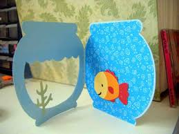 Kid Craft Ideas U Paper Different Crafts From The Old Jeans Shopno Dana