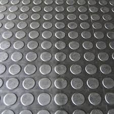 Rubber Flooring Tiles In 600x600mm
