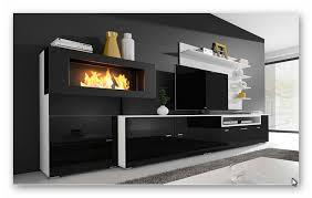 Olympo Kamin Set F眉r Das Wohnzimmer Olympo Kamin Set Für Das Wohnzimmer In Weiß Oder Schwarz Für