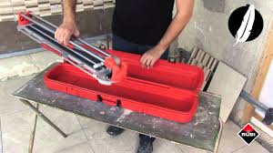 Kobalt Tile Cutter Replacement Wheel by Rubi Manual Star Tile Cutter Youtube