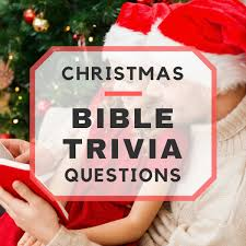 20 Fun Christmas Bible Trivia Questions