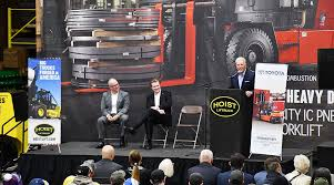 100 Truck Hoist Toyota Acquires Chicagobased Liftruck Transport Topics