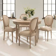 Antique French Style Dining Table Set | Shabby Chic