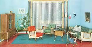 möbel 50er jahre 50er jahre wohnzimmer 50er jahre möbel
