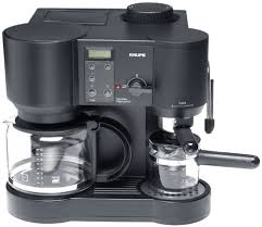 Krups Coffee Maker Owners Manual 867 42 Il Caffe Bistro 10 Cup Coffee4 Espresso