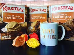 Krusteaz Pumpkin Pancake Mix Where To Buy by Pumpkin Spice Peanut Butter Bars Krusteaz Giveaway