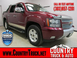 100 Craigslist Fort Collins Cars And Trucks Chevrolet Avalanche For Sale In CO 80521 Autotrader