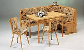 معالجة نسخ سير eckbank mit tisch und stühlen