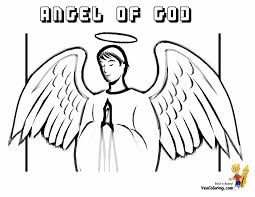 Print Bible Colouring Book Pictures Of Angel Picture At YesColoring