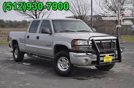 100 Sierra Trucks For Sale 2006 GMC 2500HD SLT Crew Cab Pickup In Austin TX