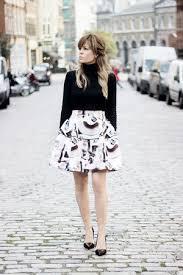 white skirt wear chictopia