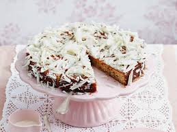mandelkuchen mit weißer schokolade saftig lecker