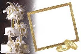 cadre photo mariage gratuit encadrement cadre frame deco