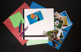 Self Adhesive Scrapbook Paper Is Just One Of The Many Options Available To Make Memory Book Constructing A Breeze In Fact Once You Discover How Easy It