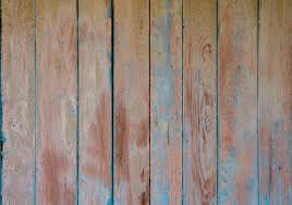 Vintage Blue Wood Texture With Natural Patterns Free Photo