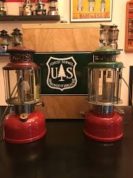 Gas Light Mantles Canada by Usfs Us Forest Service Lanterns Agm American Gas Machine