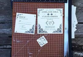 Rustic DIY Wedding Invitation Ideas
