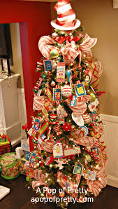 Whoville Christmas Tree by How To Make Dr Seuss Christmas Tree Decorations A Tutorial A