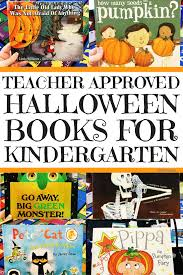 Halloween Picture Books by Halloween Books For Kinder Simply Kinder