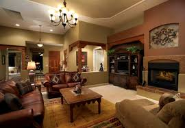 Image Of Fabulous Rustic Living Room Paint Colors