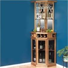 Corner Liquor Cabinet Ideas by Newage Products White Wood Shaker Style Home Bar White Shaker