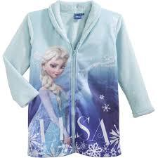 chambre la reine des neiges robe de chambre polaire fille reine des neiges pas cher à prix auchan