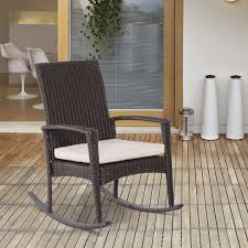Buy Outsunny Rattan Rocking Chair Rocker Garden Furniture Seater ... Hampton Bay Spring Haven Brown Allweather Wicker Outdoor Patio Noble House Amaya Dark Swivel Lounge Chair With Outsunny Rattan Rocking Recliner Tortuga Portside Plantation Wickercom Wilson Fisher Resin Recling Ideas Fniture Unique Clearance 1103design Chairs S Rocker High Indoor Lounger Alcott Hill Yara Cushions In 2019 Longboat Key At Home Buy Cheap Online Sale Aus