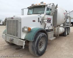 2007 Peterbilt 357 Ready Mix Truck | Item EI9684 | SOLD! Nov...