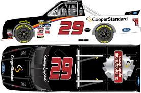 PRE-ORDER** 2017 Chase Briscoe #29 Cooper Standard Throwback ... Preorder 2017 Chase Briscoe 29 Cooper Standard Craftsman Truck Kevin Harvick Porter Cable 98 Truck Stunod Racing 2002 Dodge Ram Nascar Series 140139 Overtons 225 Chicagoland Speedway Signed 2006macts Z Motsport Memorabilia 2008 Design By Graphicwolf On Deviantart Chevrolet Nascar Racer 1995 Hendckbring A Trailer Camping World Primer Daytona Intertional Mark Martin 99 1997 Ford F150 Exide Batteries Craftsman Truck Series Ernie Irvan 28 Napa United Chris Fontaine Autographed 8 12 X Toyota Tundra 2004 Picture 7 Of 18