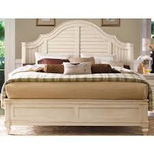 Deen Linen Steel Magnolia California King Bed UF B