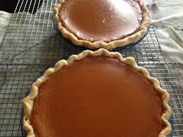 Pumpkin Pie With Molasses Martha Stewart by 2014 November Apuginthekitchen