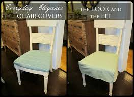 Slipcover Chairs Dining Room by Slip Covers For Dining Chairs High Quality Home Design