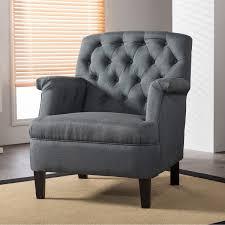 100 Contemporary Armchair Shop Jester Classic Retro Modern Grey Fabric