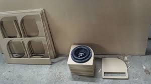 Subwoofer Box - Projects - Inventables Community Forum Our Guide To Choosing The Best 12 Inch Subwoofer Aug 2018 Goldwood Tr10f 10 Single Truck Box Speaker Cabinet Jbl Club Ws1000 Shallow Mount Tundra Crewmax Oem Audio Plus Basspro Sl Powered 8 Underseat Car Systems 52017 Ford Mustang Phantom Fit Enclosure How Build A Box For 4 Subwoofers In Silverado Youtube Amazing Carpet 24 Dual Sealed Regular Cab Sub Atrend Usa Custom Boxes