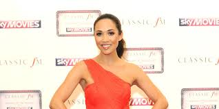 Halloween Wars Host 2015 by Myleene Klass Will Host Itv U0027s Bbq Judge With Man V Food U0027s Adam Richman